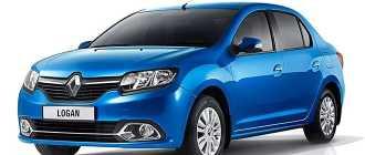 Замена охлаждающей жидкости Рено Логан Сандеро (Renault Sandero Logan)