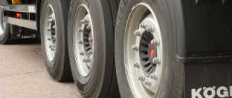 Простые способы увеличить пробег шин грузовика