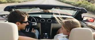 Основные критерии выбора автомобиля напрокат