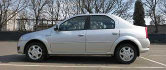 Количество проданных в России автомобилей Renault Logan достигло 600 тысяч