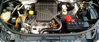 Аккумулятор Рено Логан, Сандеро (Renault Sandero, Logan): характеристики и описание аккумулятора