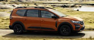 Renault Logan MCV получил звание лучшего семейного авто