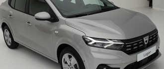 В Тольятти тестируют Renault Logan 4×4 для российского рынка