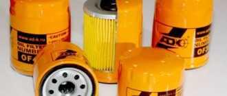 Особенности применения масляного фильтра для автомобиля