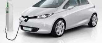 Продажи электромобилей модели Рено Логан
