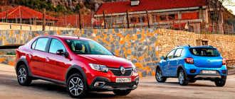 Рено Логан Сандеро (Renault Sandero Logan): механическая коробка передач