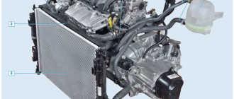 Система охлаждения двигателя Рено Логан Сандеро (Renault Sandero Logan): устройство